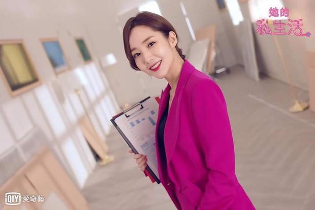 5 lí do ai nấy hóng cực độ phim Her Private Life của Park Min Young - Ảnh 3.