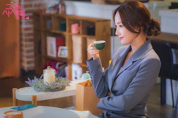 5 lí do ai nấy hóng cực độ phim Her Private Life của Park Min Young - Ảnh 2.