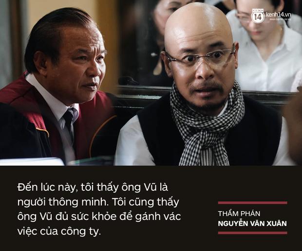 Chủ tọa mệt nên đọc nhầm từng khuyên bảo 2 vợ chồng Trung Nguyên như thế nào trong toàn bộ phiên xử? - Ảnh 1.