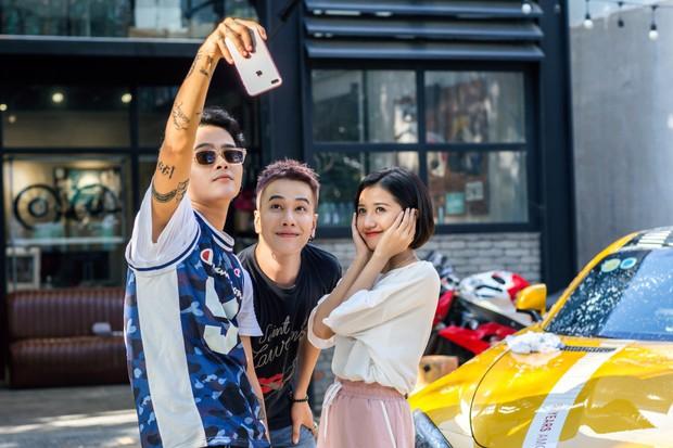 Lou Hoàng cũng chạy theo MV drama, tưởng chuyện tình đam mỹ nhưng sự thật là... - Ảnh 3.