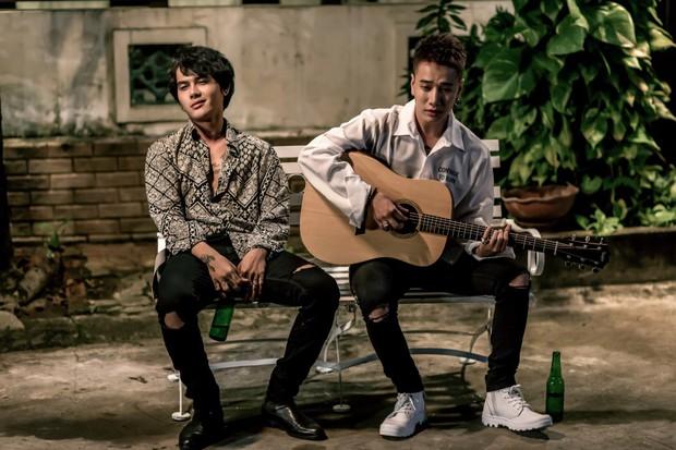 Lou Hoàng cũng chạy theo MV drama, tưởng chuyện tình đam mỹ nhưng sự thật là... - Ảnh 2.