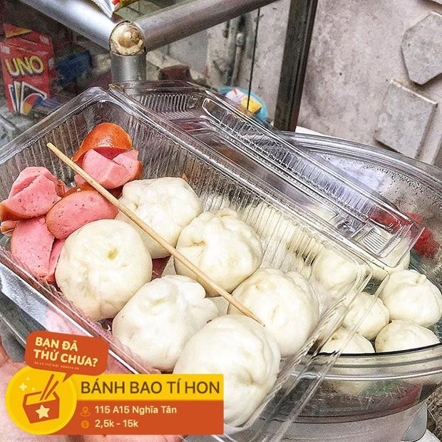 Muôn hình vạn trạng những kiểu bánh bao ở Hà Nội có hình dạng vô cùng phong phú - Ảnh 7.
