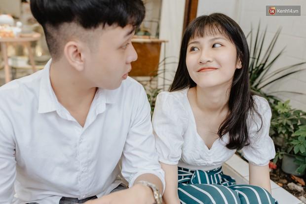 Khi nam sinh lớp 11 THPT Lê Quý Đôn dính thính cô nàng hơn tuổi: Mỗi sáng đều dậy từ 5 rưỡi, đi hơn chục cây số đón chị đẹp đến trường - Ảnh 13.
