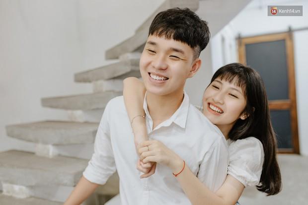 Khi nam sinh lớp 11 THPT Lê Quý Đôn dính thính cô nàng hơn tuổi: Mỗi sáng đều dậy từ 5 rưỡi, đi hơn chục cây số đón chị đẹp đến trường - Ảnh 7.