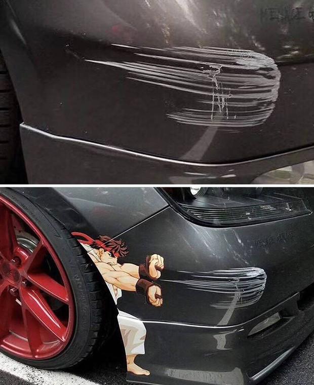 Chết cười với những trường hợp sửa xe bằng IQ vô cực thay vì đem ra thợ - Ảnh 3.