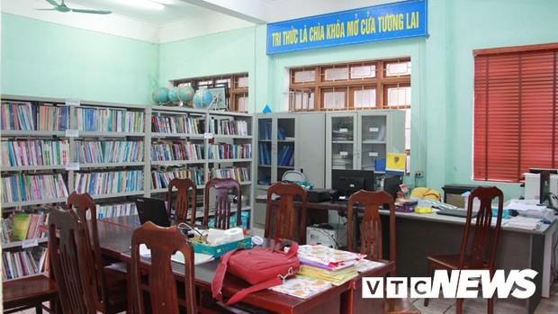 Cận cảnh ngôi trường gần 600 học sinh ở Quảng Ninh đồng loạt bỏ học do phải chuyển nơi khác - Ảnh 13.