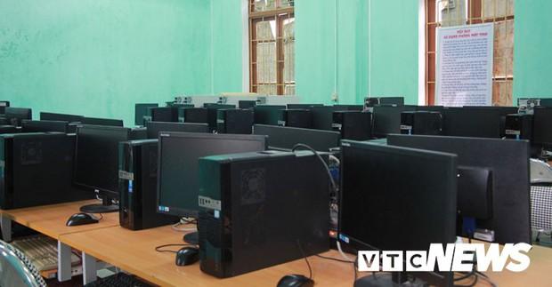 Cận cảnh ngôi trường gần 600 học sinh ở Quảng Ninh đồng loạt bỏ học do phải chuyển nơi khác - Ảnh 15.