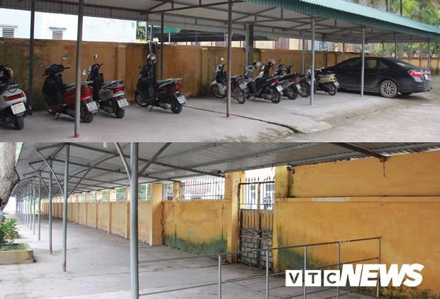 Cận cảnh ngôi trường gần 600 học sinh ở Quảng Ninh đồng loạt bỏ học do phải chuyển nơi khác - Ảnh 18.