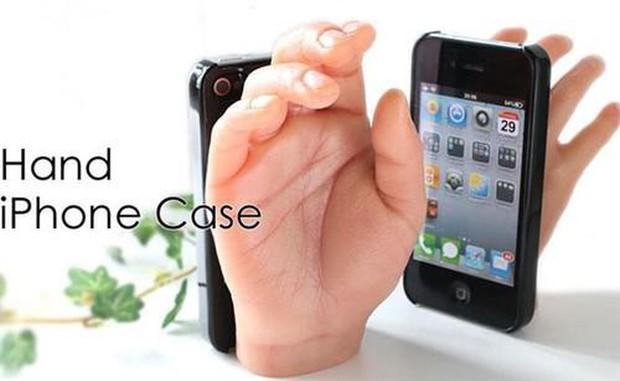 10 phụ kiện smartphone vừa kỳ quặc lại vô dụng, không hiểu sao vẫn có người mua - Ảnh 10.