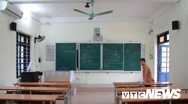 Cận cảnh ngôi trường gần 600 học sinh ở Quảng Ninh đồng loạt bỏ học do phải chuyển nơi khác - Ảnh 6.