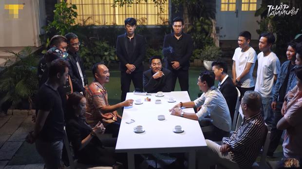 Review cực ngắn Chị Mười Ba: Ít hành động, bội thực twist so với web drama Thập Tam Muội - Ảnh 3.