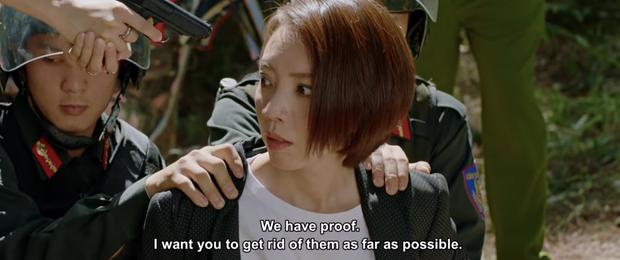 Review cực ngắn Chị Mười Ba: Ít hành động, bội thực twist so với web drama Thập Tam Muội - Ảnh 15.