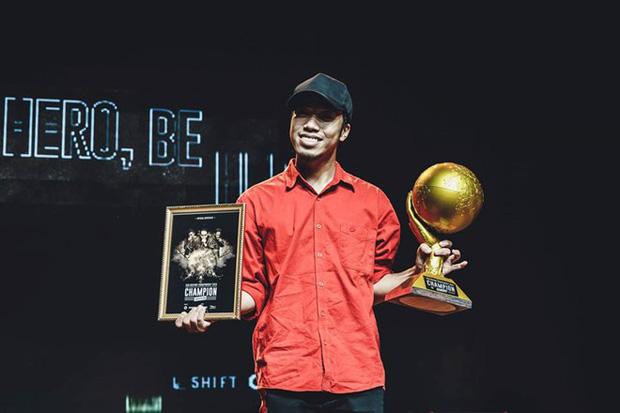 Quán quân Beatbox Châu Á 2018: Beatbox là vượt qua rào cản bắt buộc để tạo ra sản phẩm của riêng mình - Ảnh 1.