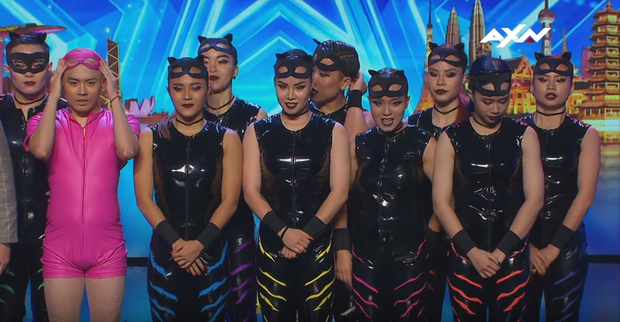 Asias Got Talent: Đây là tiết mục được đánh giá tốt nhất trong số các đại diện Việt Nam! - Ảnh 4.