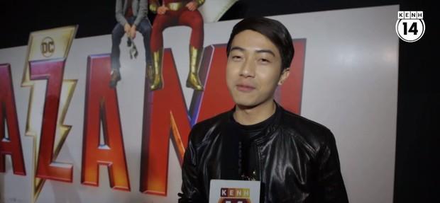Clip: Khán giả Việt khen Shazam hấp dẫn, xúc động hơn hẳn, không nhạt như Captain Marvel - Ảnh 2.