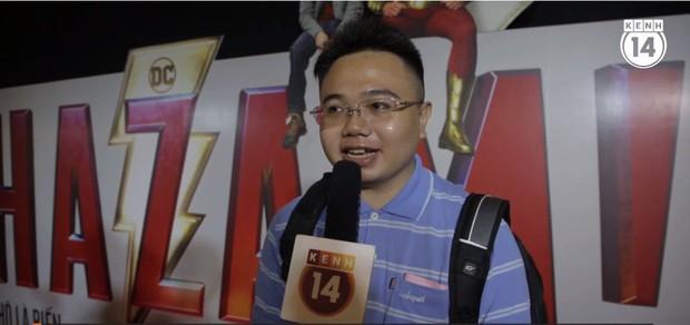 Clip: Khán giả Việt khen Shazam hấp dẫn, xúc động hơn hẳn, không nhạt như Captain Marvel - Ảnh 7.