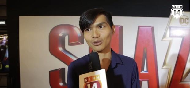 Clip: Khán giả Việt khen Shazam hấp dẫn, xúc động hơn hẳn, không nhạt như Captain Marvel - Ảnh 3.