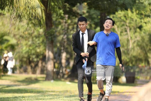 Trấn Thành đã vô tình để lộ những gì về tập mở màn Running Man Vietnam? - Ảnh 3.
