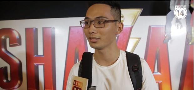 Clip: Khán giả Việt khen Shazam hấp dẫn, xúc động hơn hẳn, không nhạt như Captain Marvel - Ảnh 5.