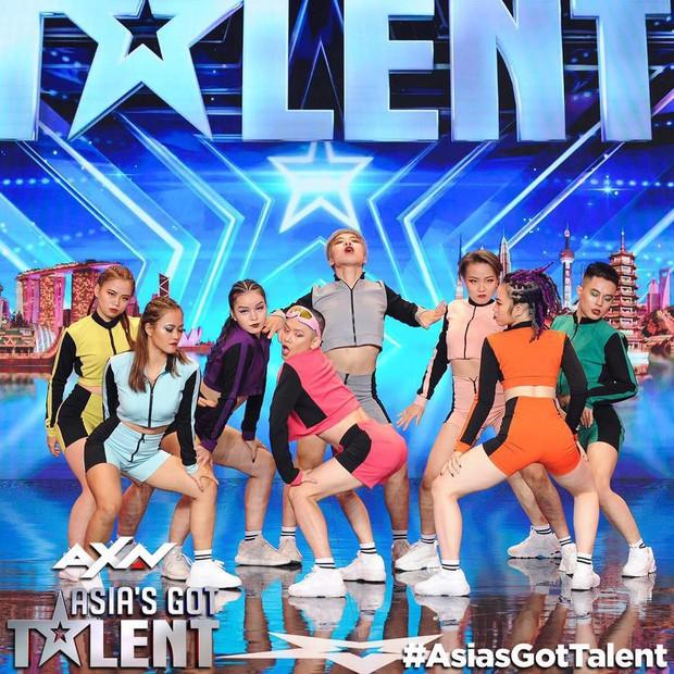 Trưởng nhóm Hanoi XGirls nói gì khi là đại diện Việt Nam duy nhất còn trụ lại Asias Got Talent 2019? - Ảnh 4.
