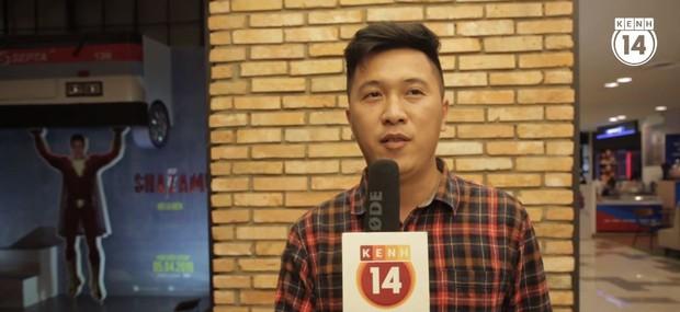 Clip: Khán giả Việt khen Shazam hấp dẫn, xúc động hơn hẳn, không nhạt như Captain Marvel - Ảnh 10.