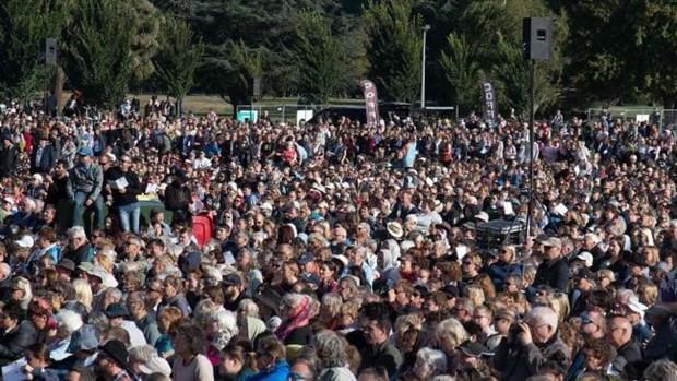 New Zealand tổ chức lễ tưởng niệm quốc gia vụ xả súng ở Christchurch - Ảnh 2.