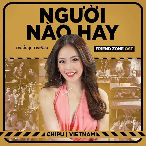 Chi Pu một mình hát cả OST Friend Zone: Liệu có quá sớm để khoác tấm áo rộng? - Ảnh 3.