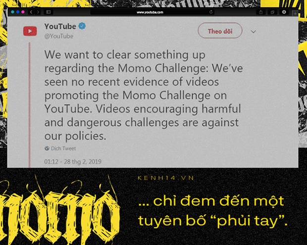 Cho trẻ xem YouTube một mình chẳng khác nào ném con mình vào tay những kẻ bệnh hoạn đã tạo ra Thử thách Momo - Ảnh 3.