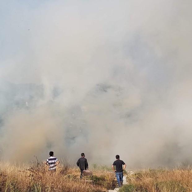 Homestay nổi tiếng nhất nhì ở Đà Lạt bị cháy lớn, cư dân mạng nhìn hình đã thấy hoang mang  - Ảnh 3.