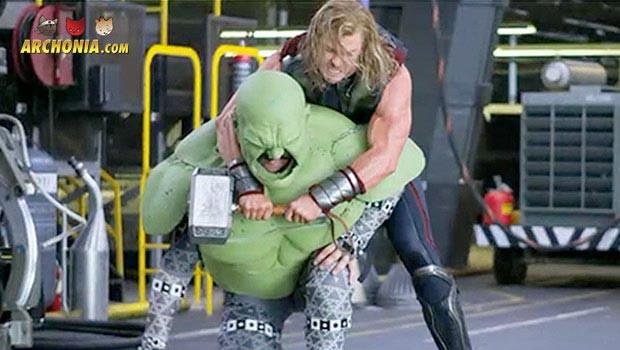 Hậu trường vũ trụ điện ảnh Marvel: Hulk giống thú nhồi hàng trả về, siêu anh hùng cũng phải makeup! - Ảnh 6.