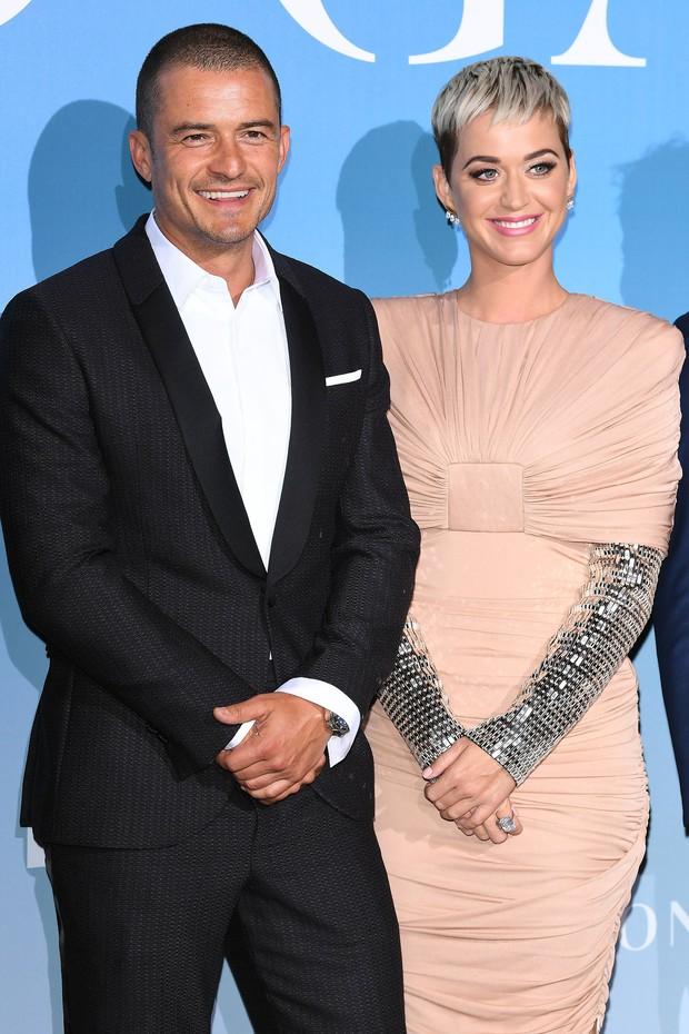 Song hỷ đến với Katy Perry: Vừa được cầu hôn nhẫn 5 triệu đô, giờ cô đã mang thai con của Orlando Bloom? - Ảnh 3.