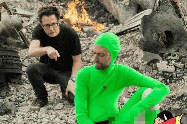 Hậu trường vũ trụ điện ảnh Marvel: Hulk giống thú nhồi hàng trả về, siêu anh hùng cũng phải makeup! - Ảnh 5.