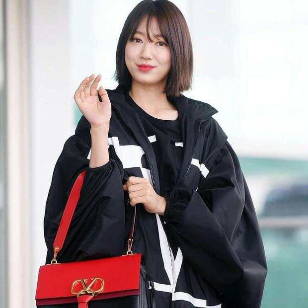 Fan Hàn tâng bốc lên mây xanh, netizen Trung tranh nhau chê Park Shin Hye béo đến mức già hẳn đi - Ảnh 3.