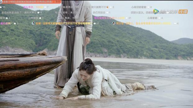 Biến Triệu Mẫn thành nữ chính diễm tình, Tân Ỷ Thiên Đồ Long Ký no gạch từ netizen - Ảnh 2.