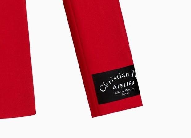 Nghi vấn: Hạ Vi diện blazer giấu quần khoe vòng 3 lấp ló nhưng hình như là đồ mượn tạm từ bạn trai bí ẩn - Ảnh 5.