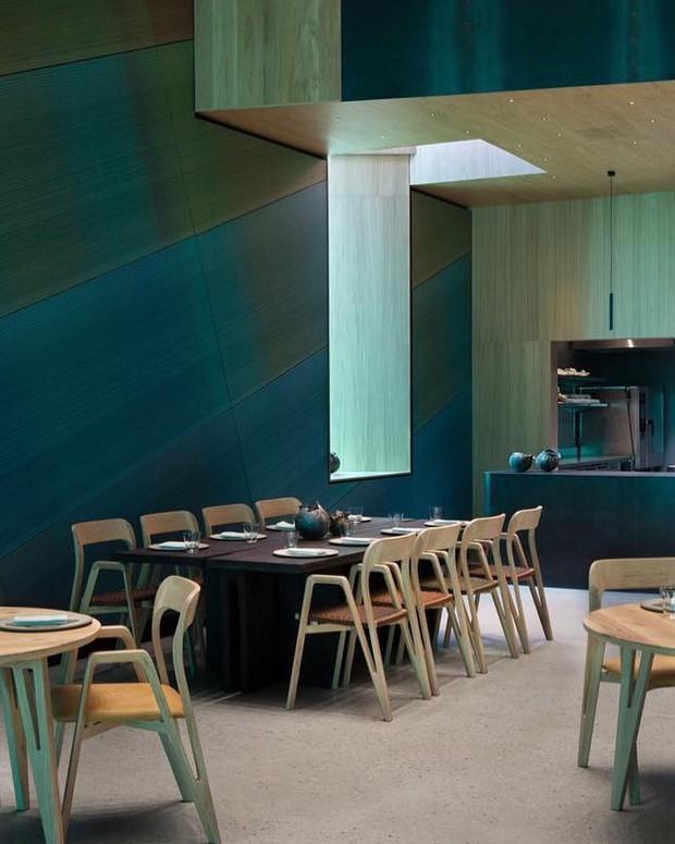 Nhà hàng dưới nước đầu tiên tại châu Âu gây sốt trên toàn thế giới: Đầu tháng 4 mới khai trương nhưng đã kín lịch đặt chỗ đến tận tháng 9 - Ảnh 8.