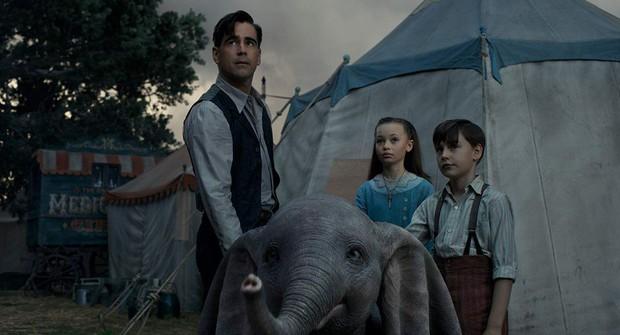 """""""Dumbo"""" bản remake: Tưởng nguy hiểm nhưng dài dòng, nhàm chán - Ảnh 3."""