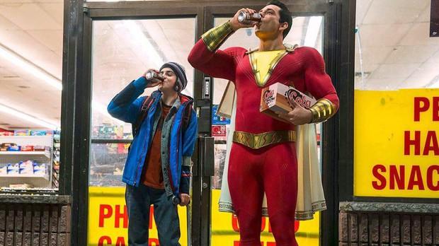 Bất chấp nội dung trẻ con, Shazam vẫn hài hước và đậm chất nhân văn nhà DC - Ảnh 5.