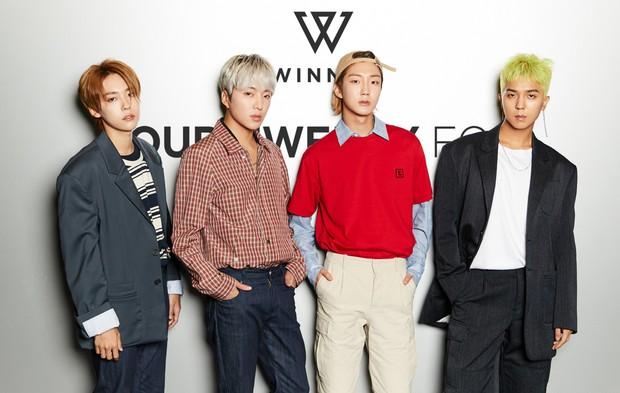 """Từng được kì vọng là """"hậu duệ Big Bang"""" nhưng màn comeback sắp tới sẽ chẳng đưa WINNER về thời hoàng kim bị đánh cắp? - Ảnh 1."""