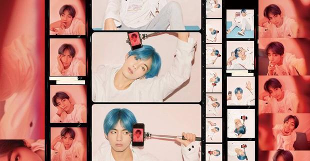 BTS cùng một cựu thành viên Wanna One đồng loạt nhá hàng ảnh siêu đẹp và sáng tạo khiến fan phấn khích - Ảnh 2.