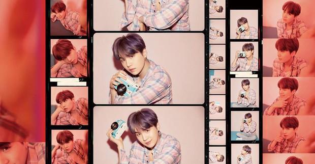 BTS cùng một cựu thành viên Wanna One đồng loạt nhá hàng ảnh siêu đẹp và sáng tạo khiến fan phấn khích - Ảnh 3.
