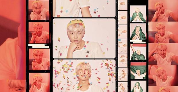 BTS cùng một cựu thành viên Wanna One đồng loạt nhá hàng ảnh siêu đẹp và sáng tạo khiến fan phấn khích - Ảnh 5.
