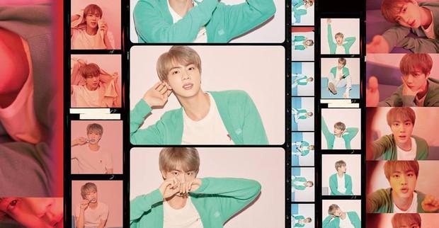 BTS cùng một cựu thành viên Wanna One đồng loạt nhá hàng ảnh siêu đẹp và sáng tạo khiến fan phấn khích - Ảnh 6.