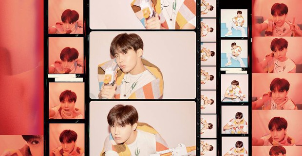 BTS cùng một cựu thành viên Wanna One đồng loạt nhá hàng ảnh siêu đẹp và sáng tạo khiến fan phấn khích - Ảnh 7.