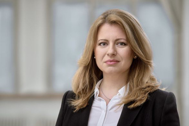 Slovakia sắp có nữ Tổng thống đầu tiên trong lịch sử - Ảnh 1.