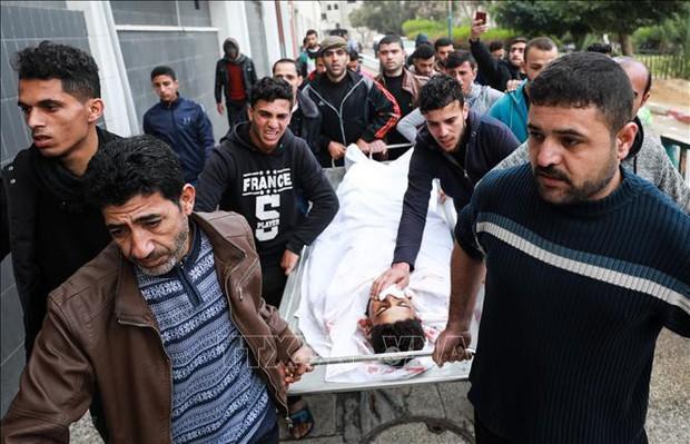 Ít nhất 320 người Palestine thương vong trong cuộc tuần hành lớn tại Gaza - Ảnh 1.