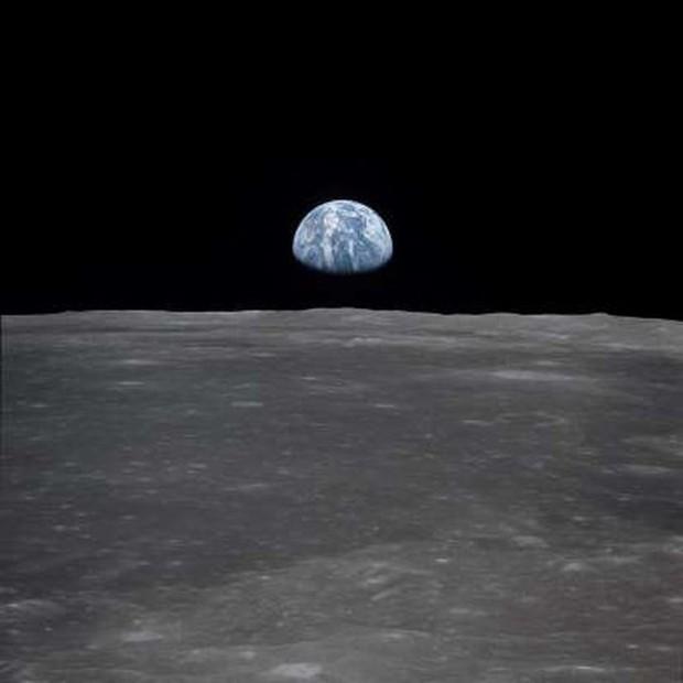 Những bức ảnh thú vị về Mặt trăng ở hình dáng và kích thước khác nhau - Ảnh 11.