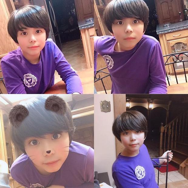 Diện mạo hiện tại của Mason Moon - nhóc tỳ hot nhất châu Á một thời, đáng chú ý nhất lại chính là ông bố cực phẩm của đứa trẻ - Ảnh 6.