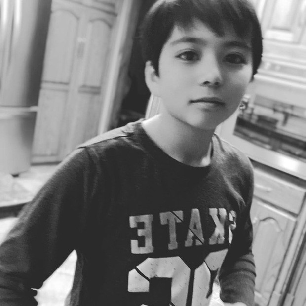 Diện mạo hiện tại của Mason Moon - nhóc tỳ hot nhất châu Á một thời, đáng chú ý nhất lại chính là ông bố cực phẩm của đứa trẻ - Ảnh 7.