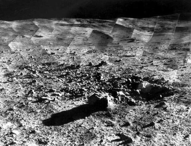 Những bức ảnh thú vị về Mặt trăng ở hình dáng và kích thước khác nhau - Ảnh 10.